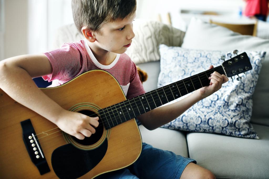 kitara za začetnike